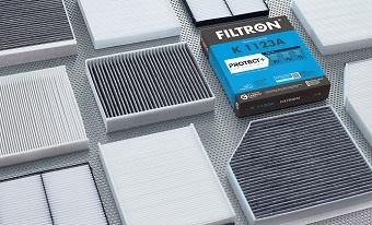 FILTRON-kabinové filtry
