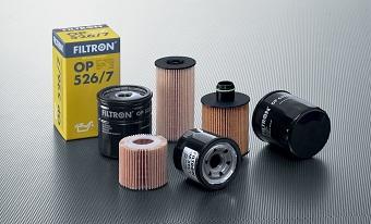 FILTRON-olejové filtry
