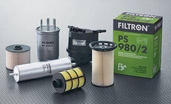 FILTRON-palivové filtry