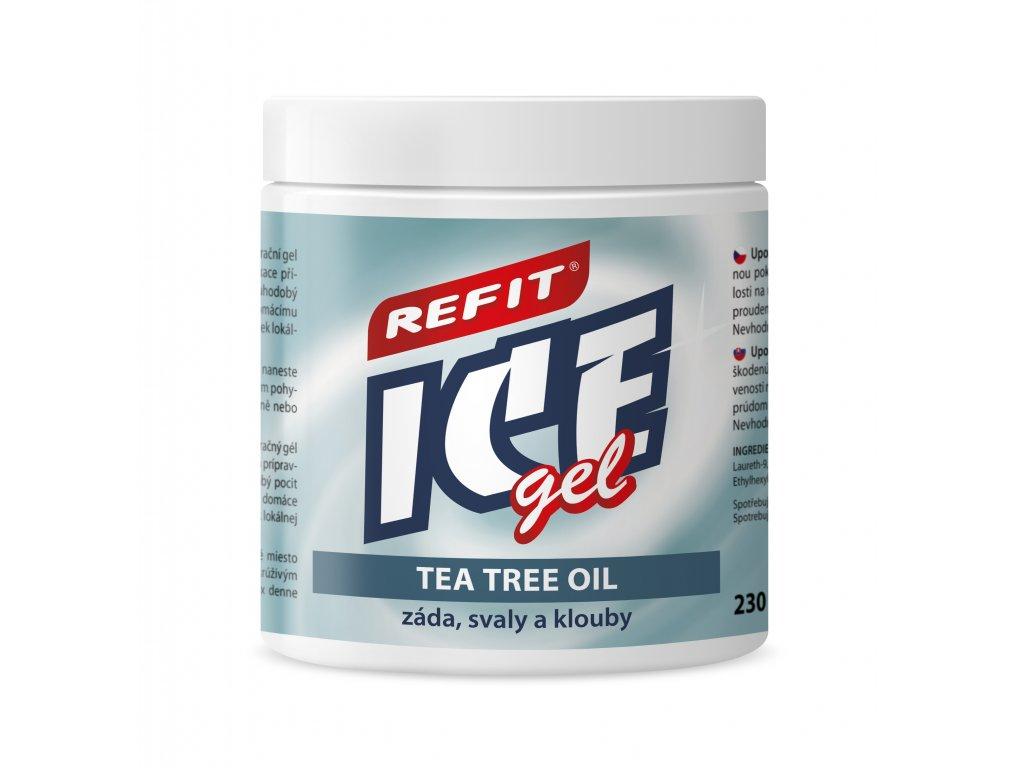 Solo 2019 CZT2319 Refit IceGel TEA TREE OIL 230ml 02 copy
