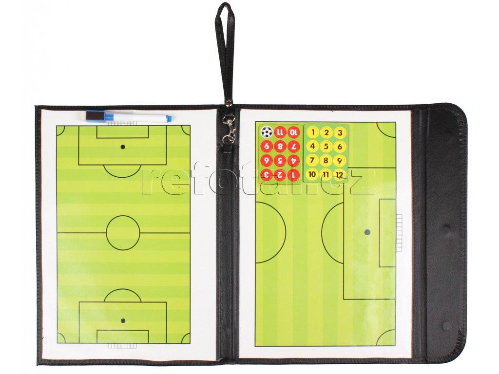 refotal magnetická tabule fotbal 38 1