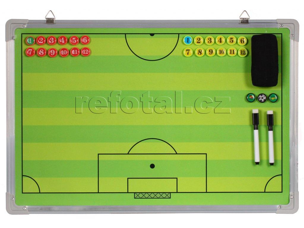 refotal magnetická tabule fotbal 60 x 40 cm 1