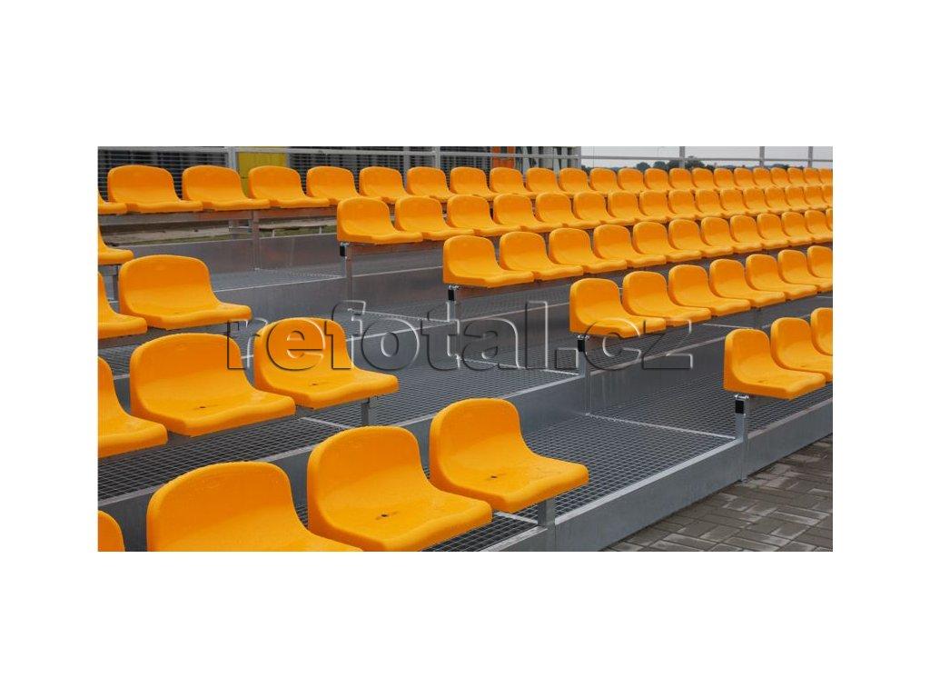 refotal stacionární, pevné sedačky, TSD200 1