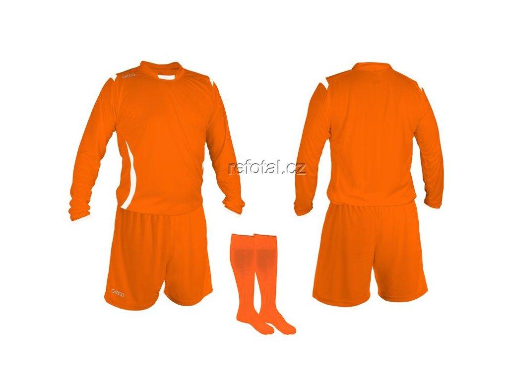 Komplet dres Lavente dlouhý. rukáv, trenýrky Boreas, štulpny Calima nebo Ora