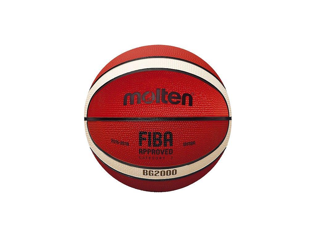 Basketbalový míč Molten BG2000