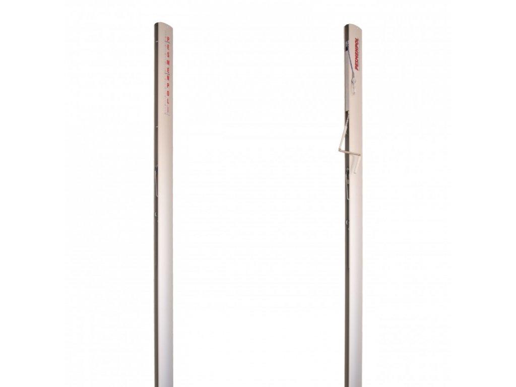 refotal volejbalové sloupky hliníkové 70 x 120 mm 2