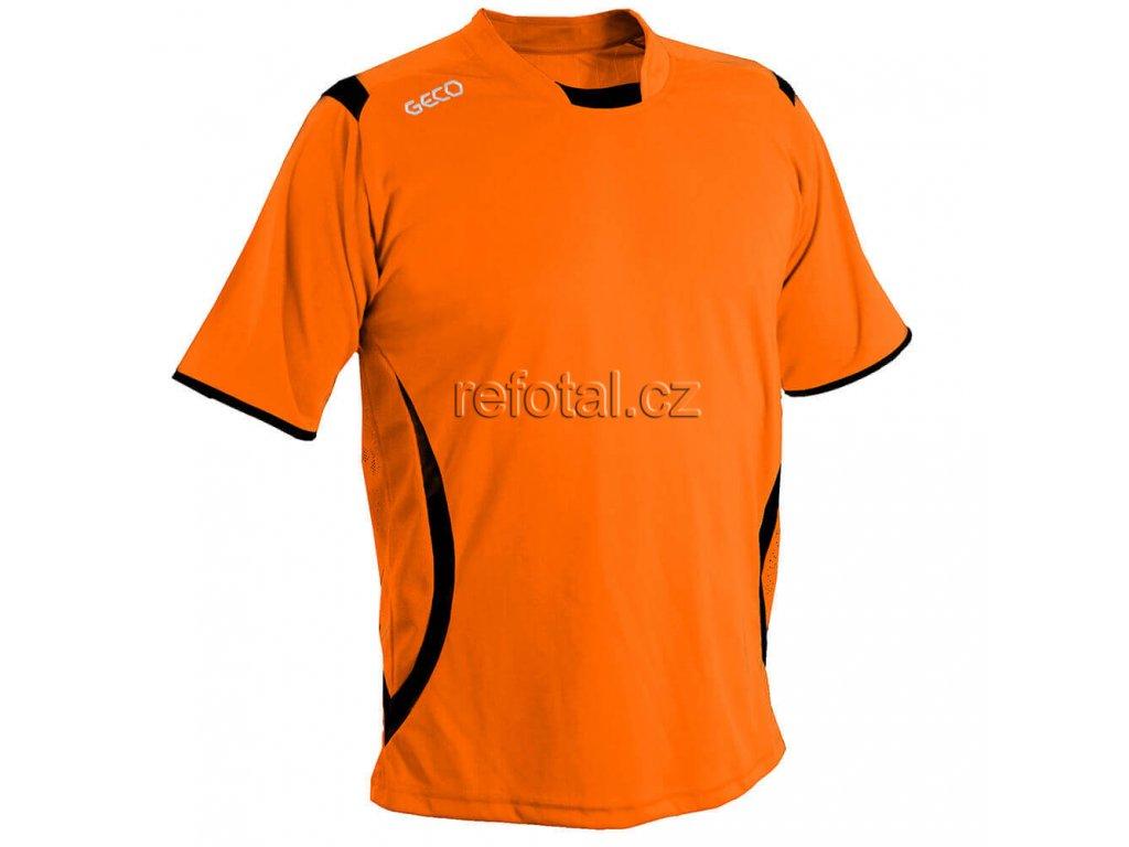 refotal geco Levante ss orange black v