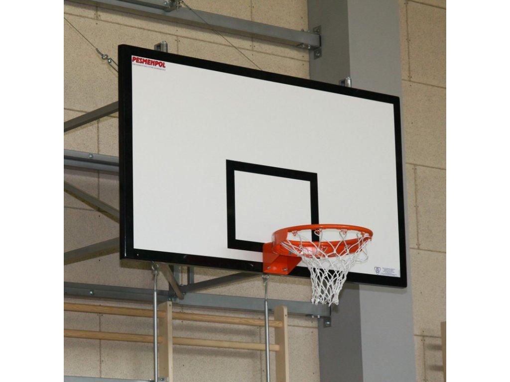 basketbal deska lamino 105x180 cm 2