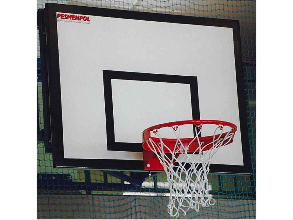 basketbal deska lamino 90x120 cm
