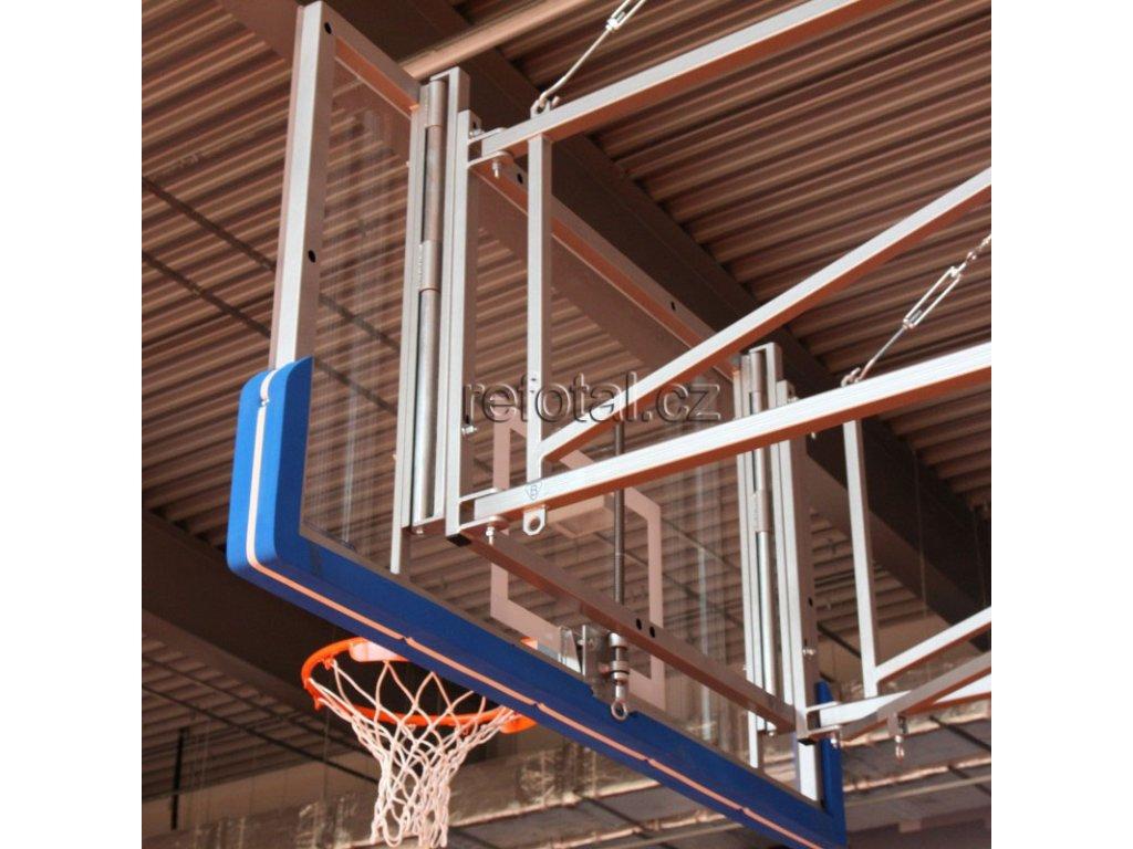 refotal basket regulace výšky  deska 105x180 cm