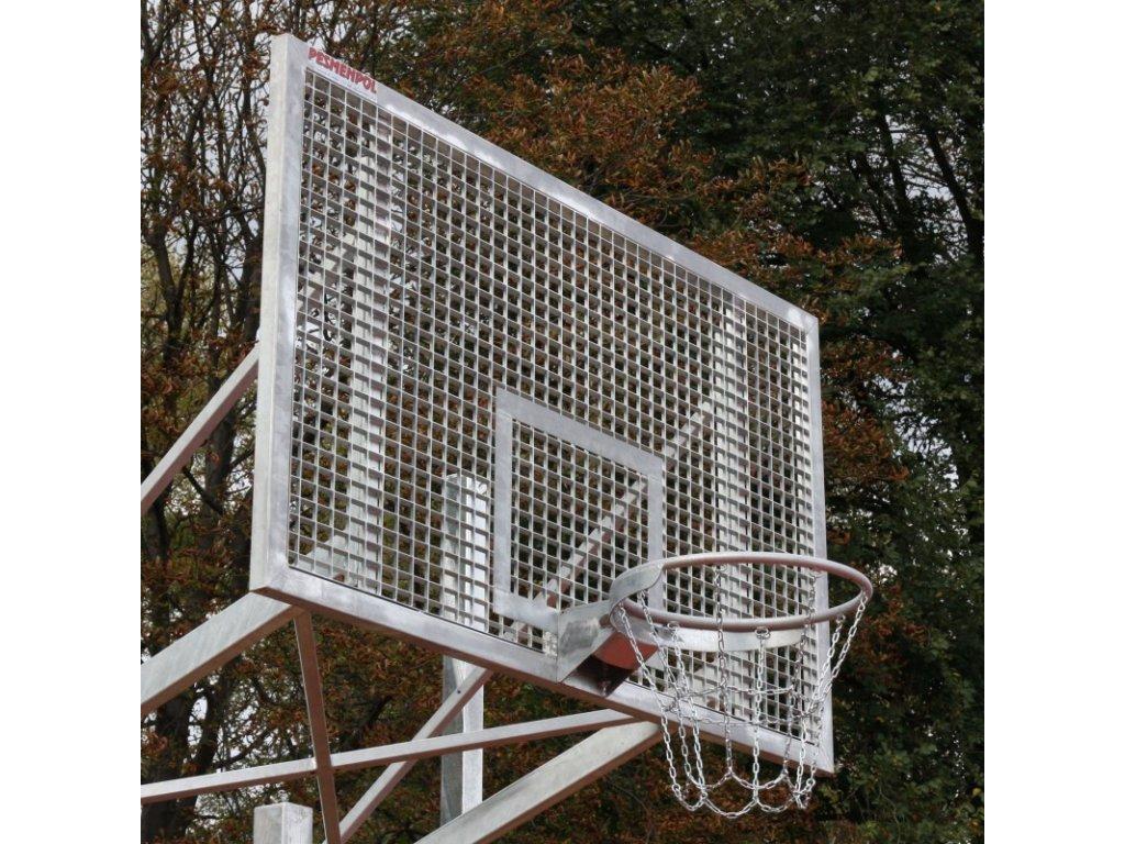 refotal basket. deska ocel. rošt 105x180 cm