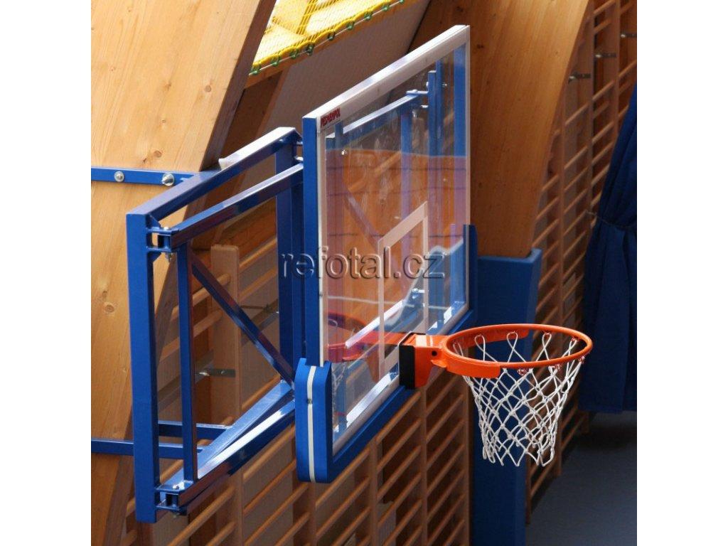 basket konstrukce sklopná od 100 do 160 cm
