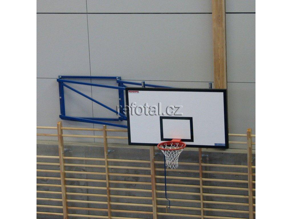 refotal basket konstrukce sklopná od 170 do 220 cm foto 2