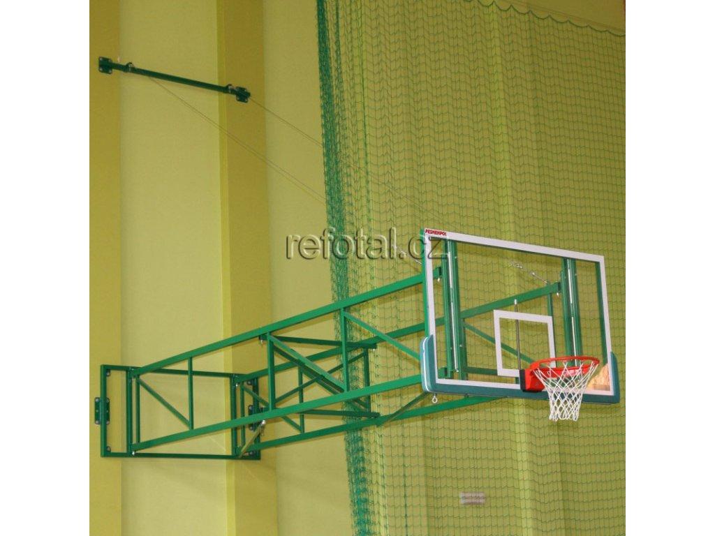 refotal basket konstrukce výklopná s lanky od 450 do 550 cm