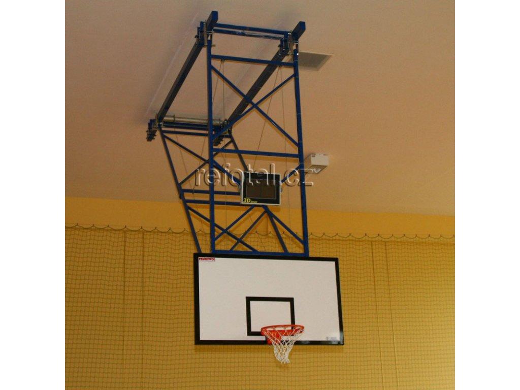 refotal basket konstrukce s elektrickým pohonem (2)