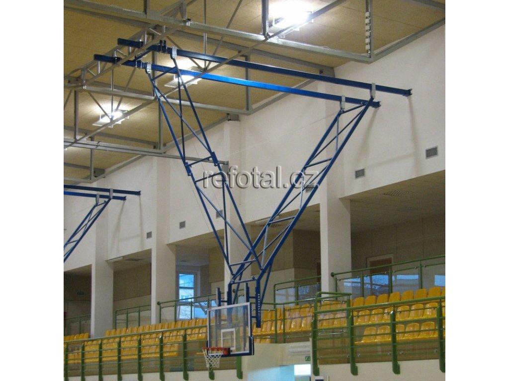 refotal basket konstrukce s elektrickým pohonem fot.2