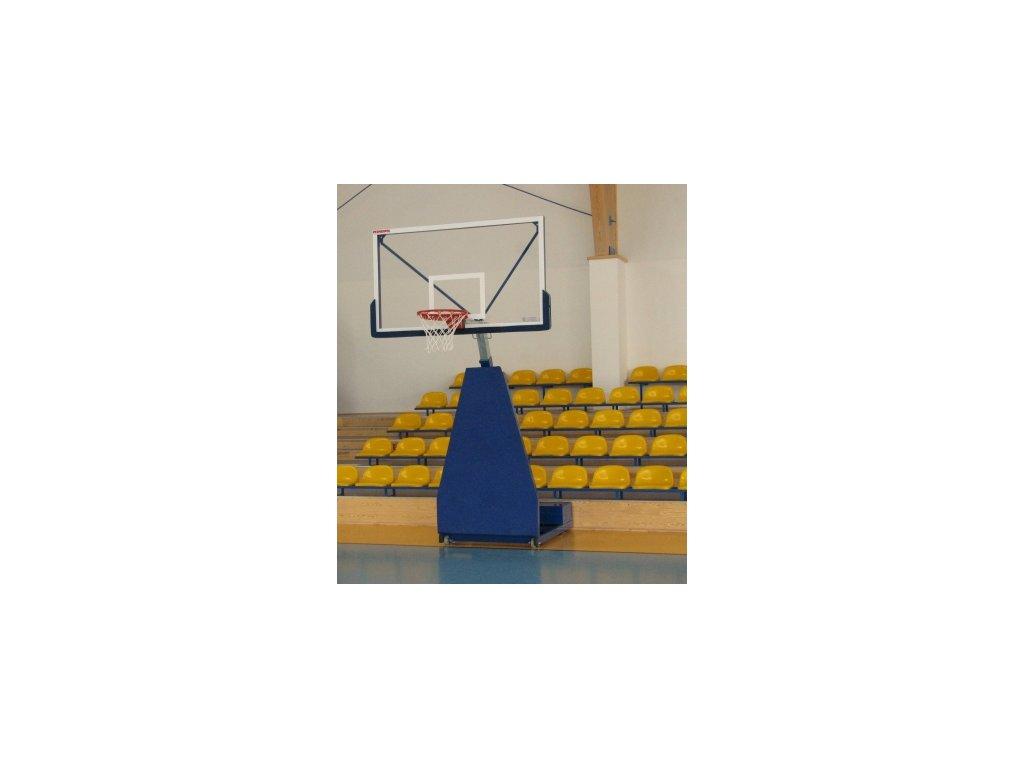 Basketbalová konstrukce mobilní NAJA Mini 125 MAN