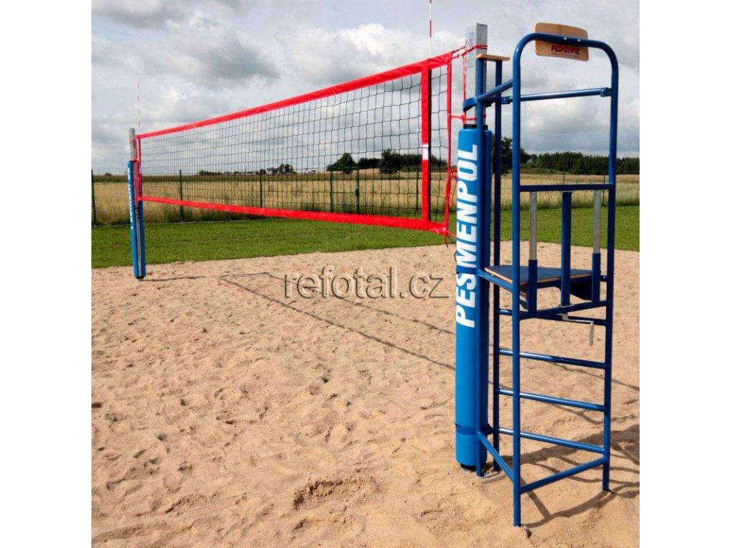 refotal volejbal stanoviště plážové