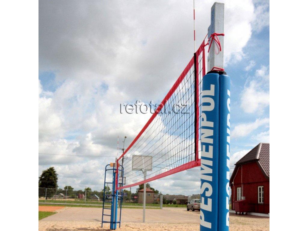 refotal volejbal ochrana sloupku 116x76,80x80cm foto 2