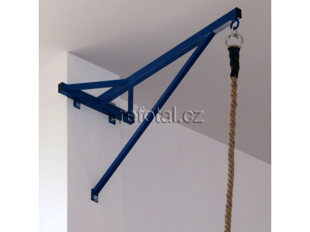 refotal úchty šplhového lana jednotlivě 2 v