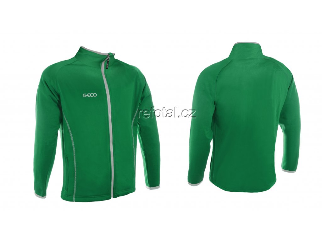 refotal trainingsjacke green v