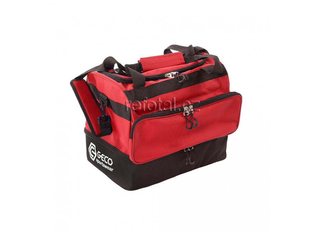 refotal taška Juran red 41x30x33cm v