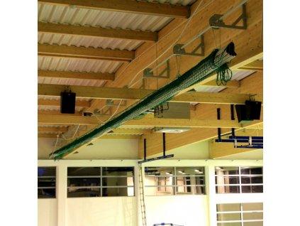refotal Kombinace neprůhledné PVC a síť oko 10 x 10 cm 3