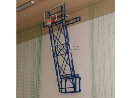refotal basket konstrukce sklopná ke stropu el