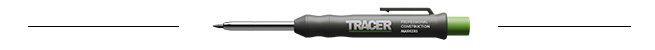 Truhlářská-tužka-Tracer-ADP2-popis