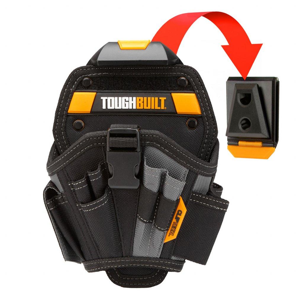 Pouzdro na aku vrtačku TOUGHBUILT TB CT 20 L 1