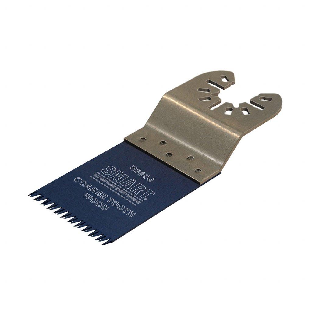 Pilový list SMART TRADE s japonským ozubením na dřevo a plast 32 mm 1 kus