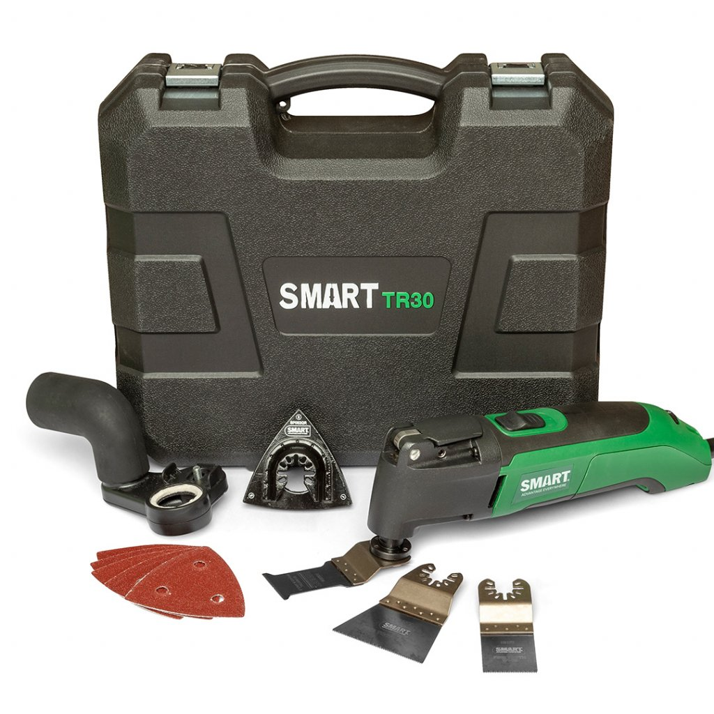 Multifunkční oscilační pila SMART TRADE 300 W 7
