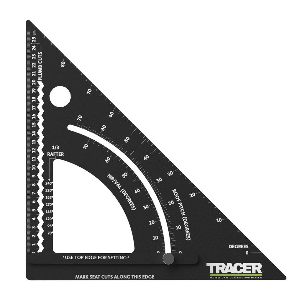 uhelnik trace pro square 31 cm 2