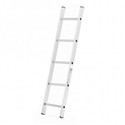 Hliníkový jednodílný žebřík výška 1,5 m 1