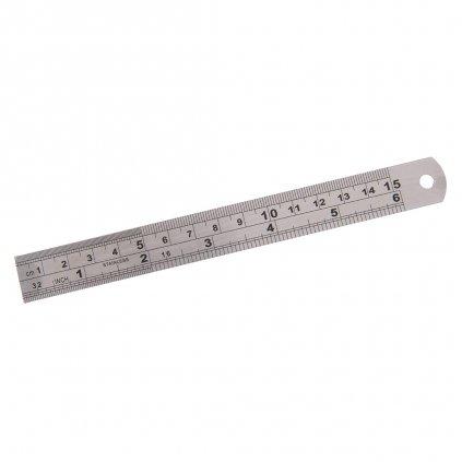 Ocelové pravítko 150 mm 1