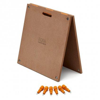 Pracovní deska pro stonožku BORA bez otvorů 1