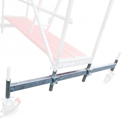 podvozek pro leseni pricnik