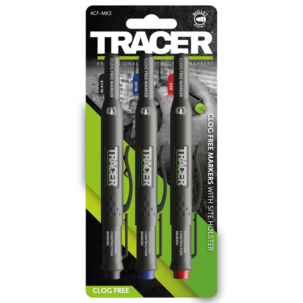 Sada univerzálnych značkovačov Tracer ACF-MK3 1