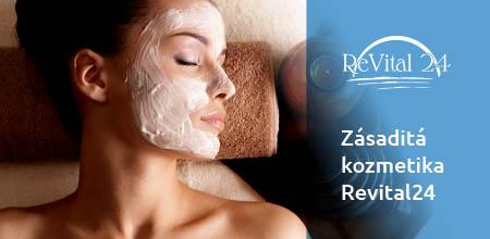 Zásaditá kozmetika Revital24