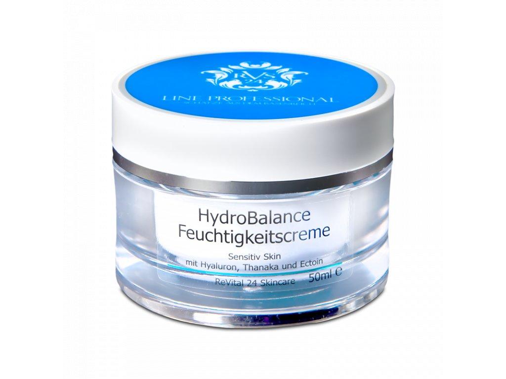 ReVital24 Vyrovnávací hydratačný krém pre citlivú pokožku 50 ml