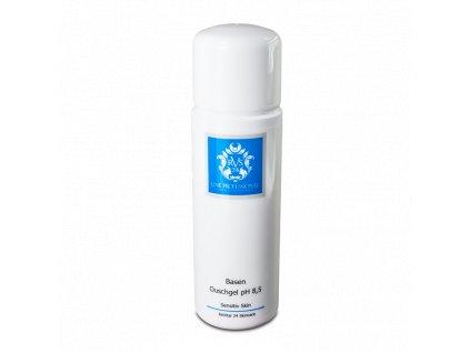 ReVital24 Zásaditý sprchový gél na telo pre citlivú pokožku s pH 8,5 200 ml