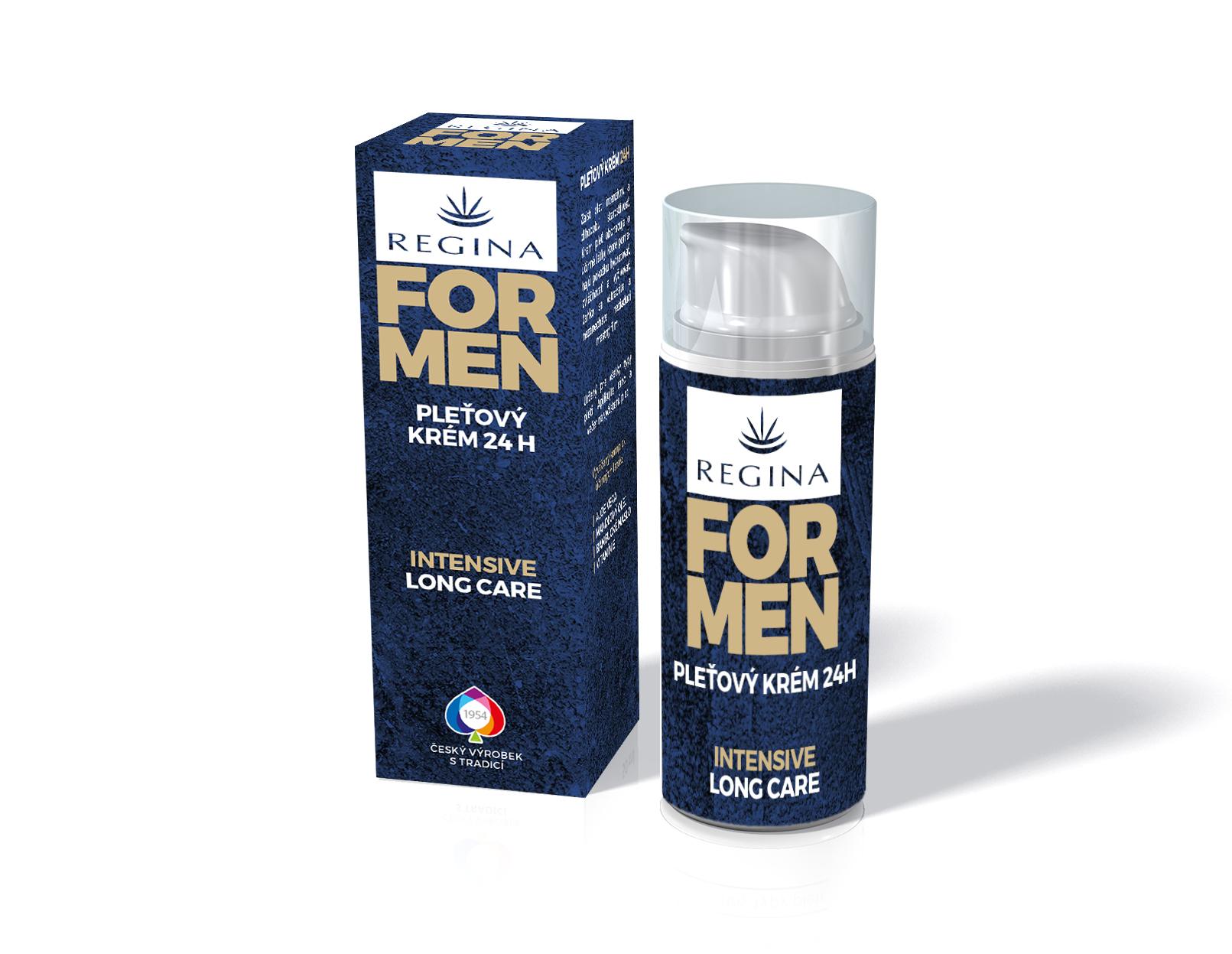 REGINA-FOR-MEN-Pletovy-krem-24h-6-2020-krabicka+krem