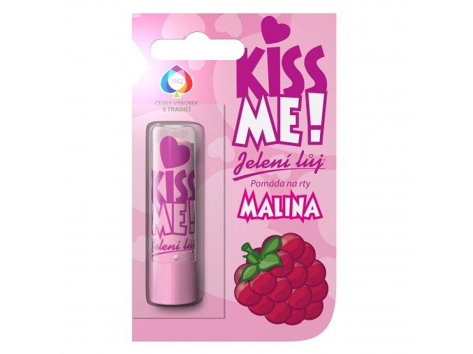 Jelení lůj KISS ME - malina
