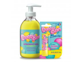 Bubble gum DUO gel+jl 2019