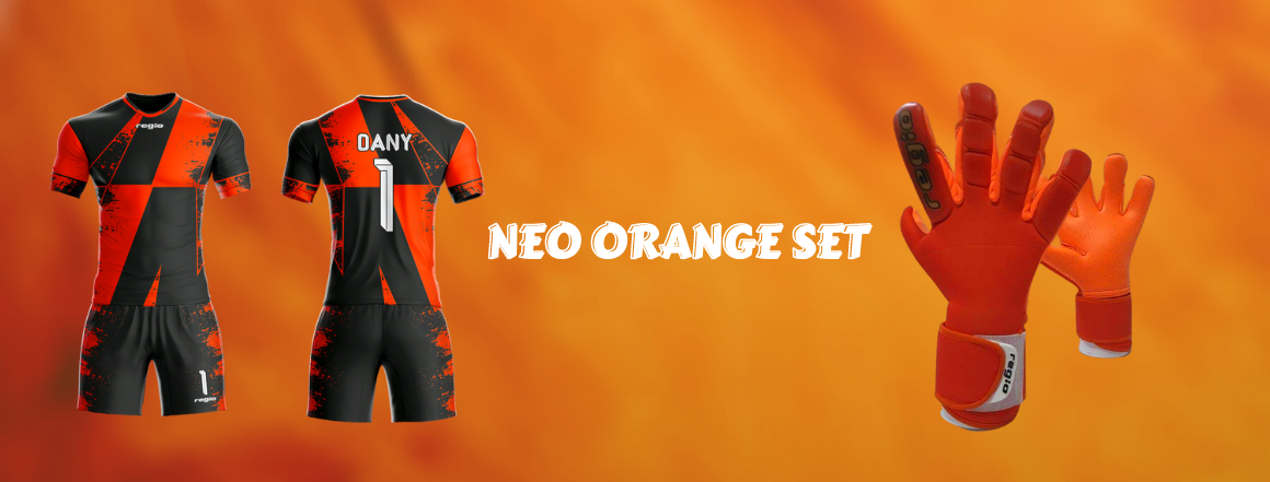 Regio NEO Orange Set