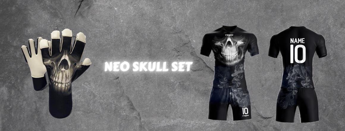 Regio Skull Set