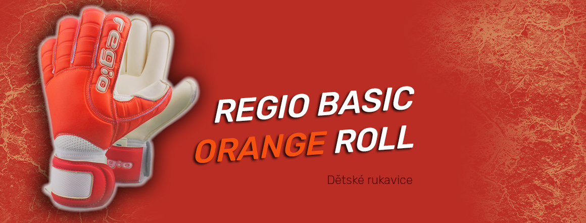 Regio Basic Orange Roll