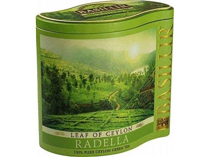 Čisté zelené čaje