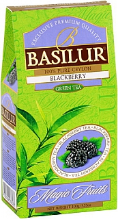 Zelené čaje s příchutí