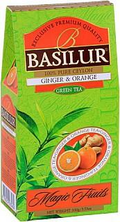 Sypané zelené čaje
